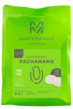 Kaffeepads Bio PachaMama, 33 Stk.