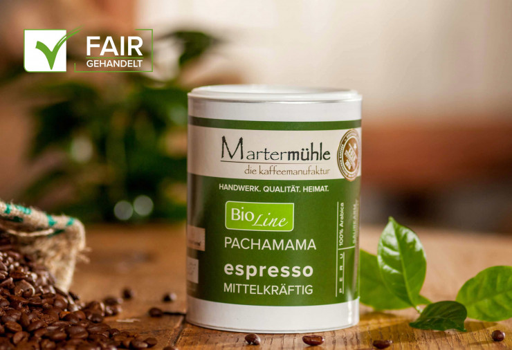 Bio-Espresso PachaMama