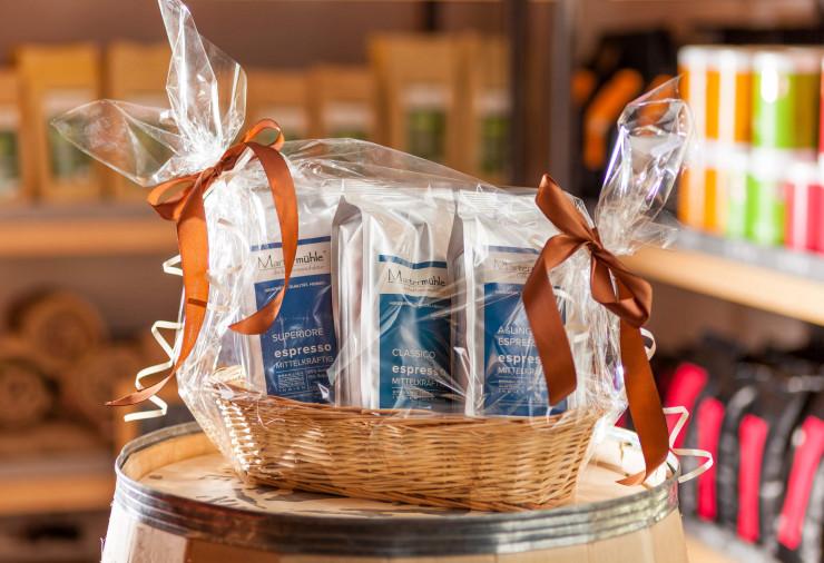 Geschenkset Probierpaket Espresso