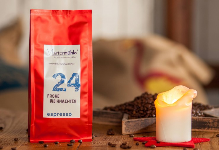 Weihnachtsespresso