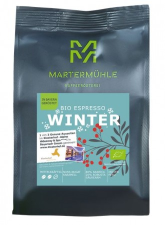 Bio Winter-Espresso - Saisongenuss