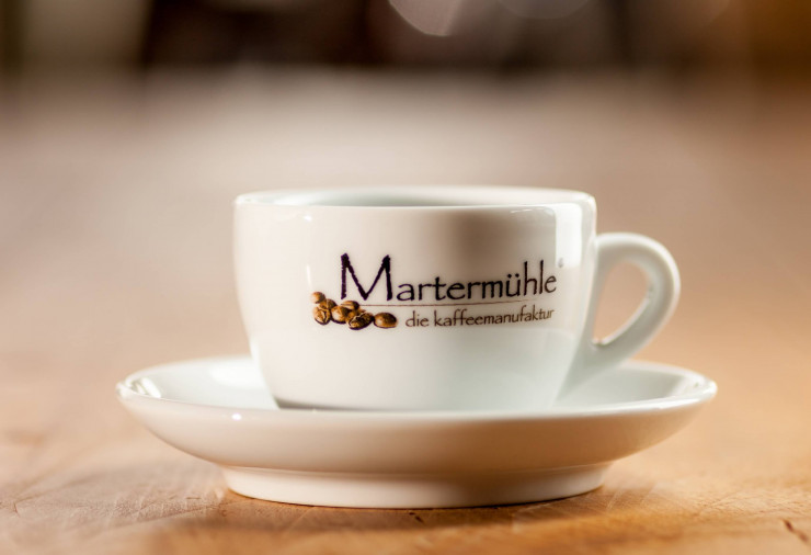 Cappuccinotasse Martermühle
