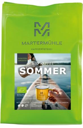Bio Sommer-Kaffee - Saisongenuss