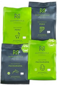 "BIO ""Machu Picchu"" Probierpaket  – 4x250g"