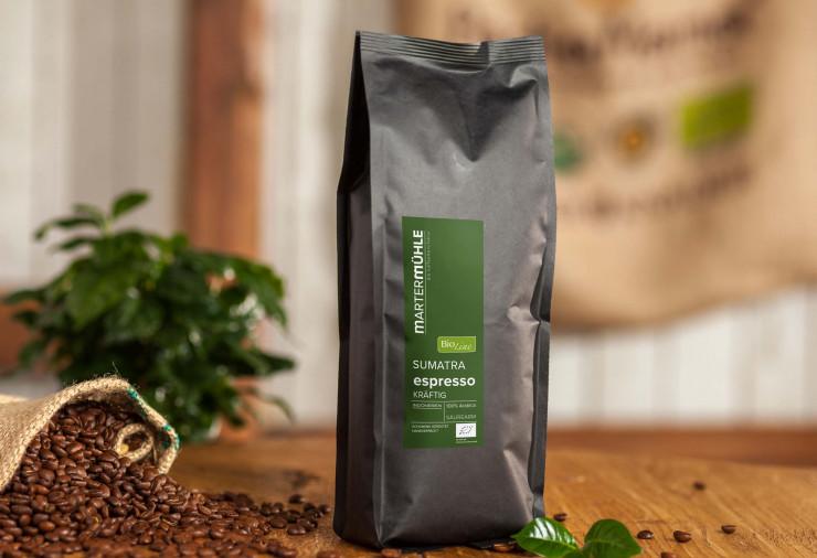 Bio Sumatra Espresso