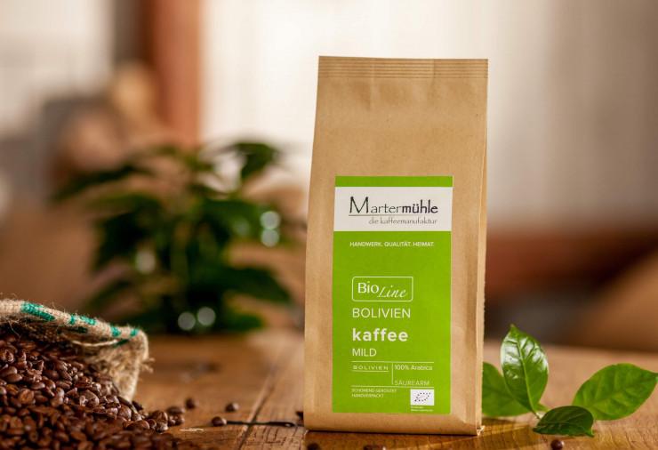 BIO Kaffee Bolivien
