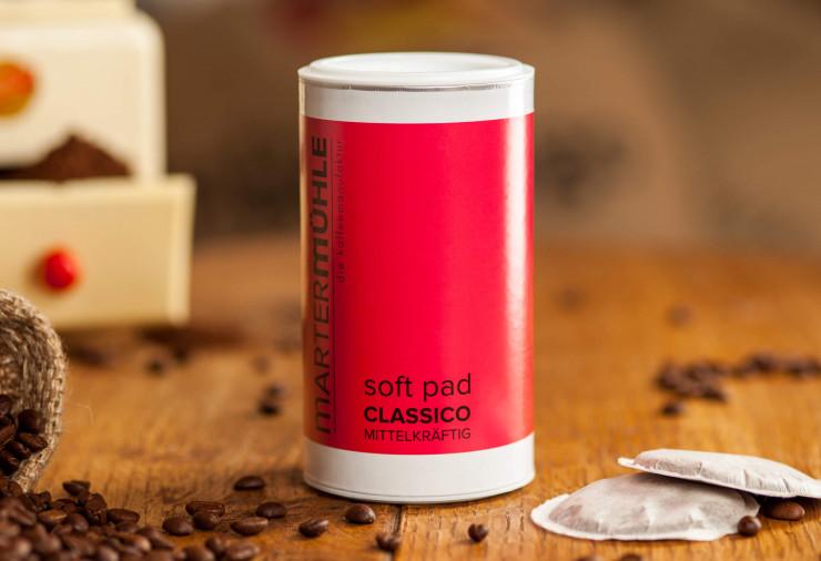 Kaffeepads Classico