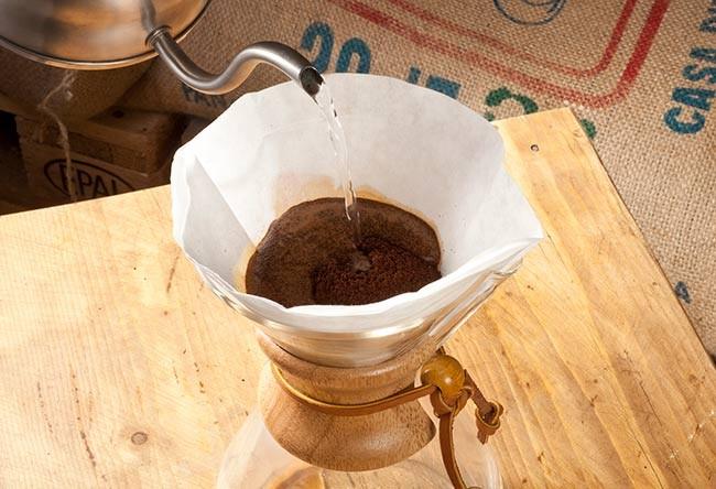Chemex-Filterkaffee
