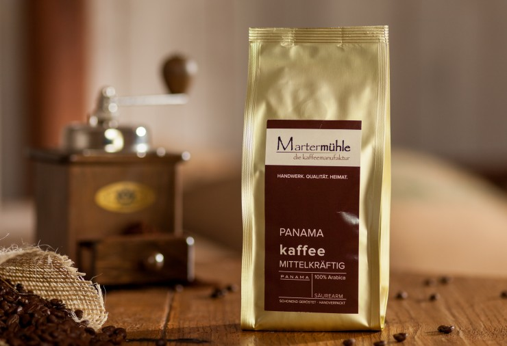 Kaffee Panama 'Boquete'