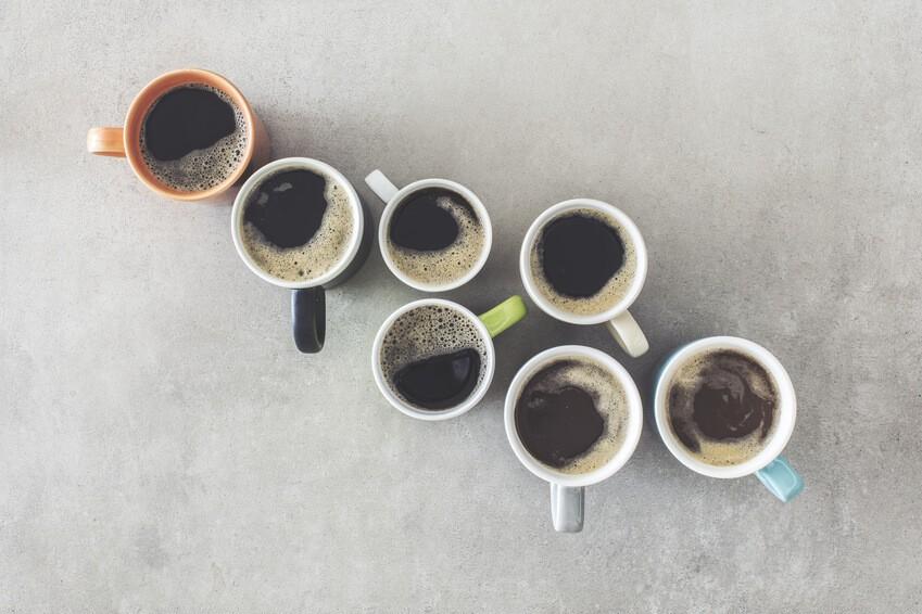 kaffee-koffeingehalt