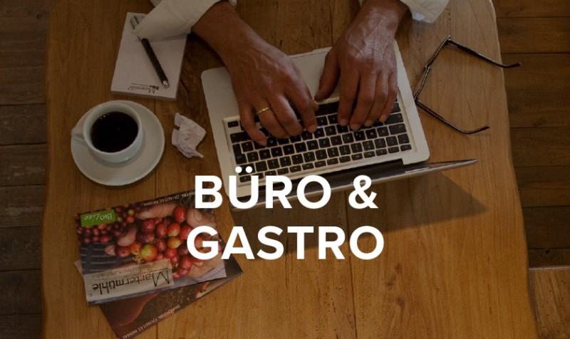Kaffee Büro Gastro