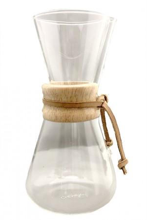 Chemex Kaffeezubereiter klein und groß
