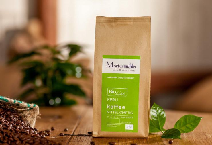 Bio Kaffee Peru