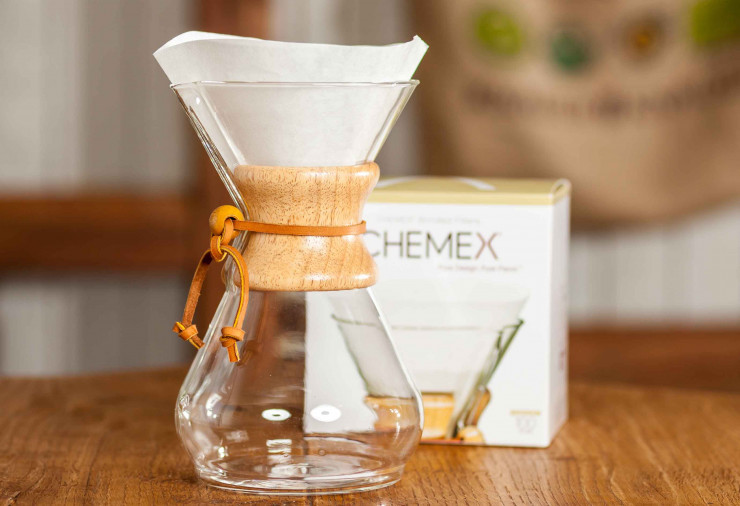 Chemex Kaffeezubereiter