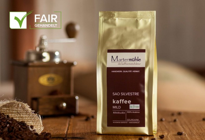 Kaffee Sao Silvestre