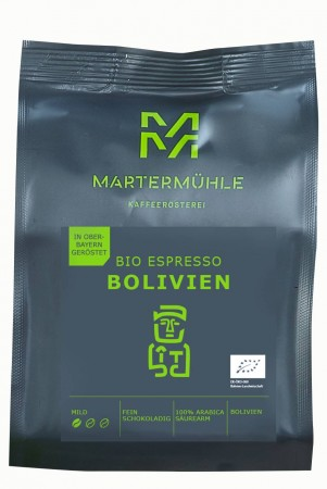 BIO Espresso Bolivien