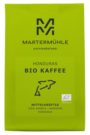 BIO Kaffee Honduras