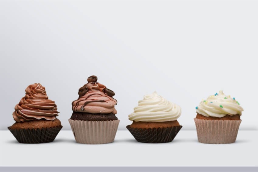 Coffee-cupcakes