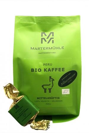 Geschenkset BIO-Kaffee Peru