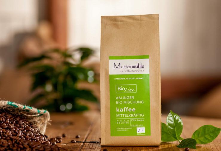 Bio Kaffee Aßlinger Mischung