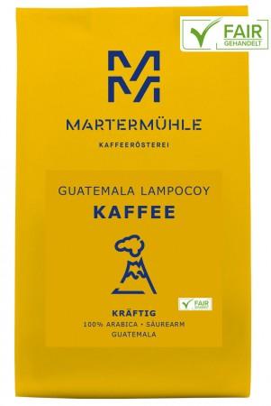 Gourmet-Kaffee: Guatemala-Lampocoy
