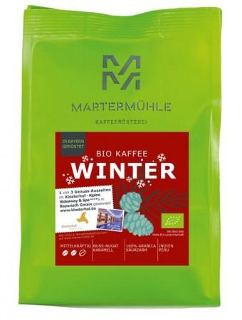 Bio Winter-Kaffee - Saisongenuss