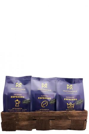Espresso-Genussreise