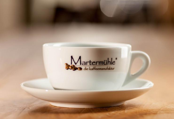 Cafe Latte Tasse Martermuehle