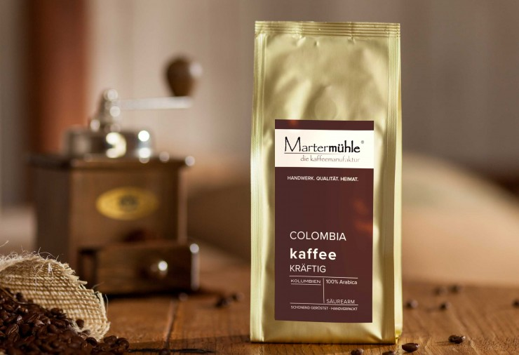 Colombia-Kaffee