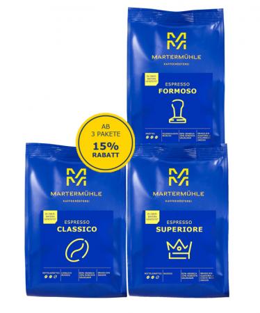 Gastro - 3x1000g Espresso