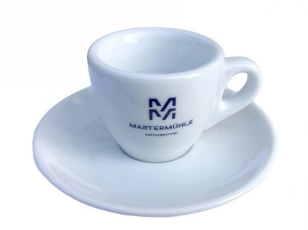 Exklusive Espressotasse Martermühle