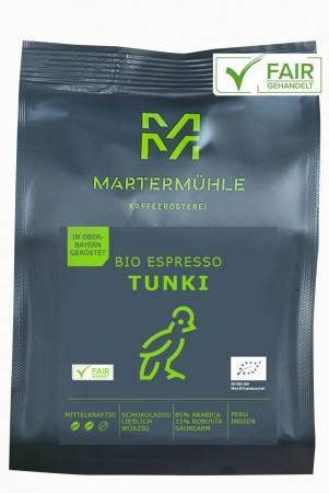 BIO Espresso Tunki