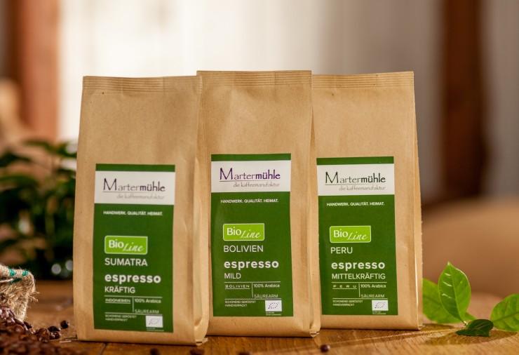 Bio Probierpaket Espresso