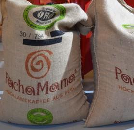 Bio kaffee Pacha Mama online bestellen
