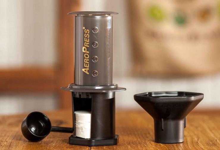 Aeropress Kaffeeroesterei Martermuehle