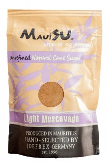 MauiSU Zucker Light Muscovado