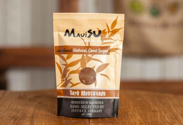 MauiSU Zucker Dark Muscovado