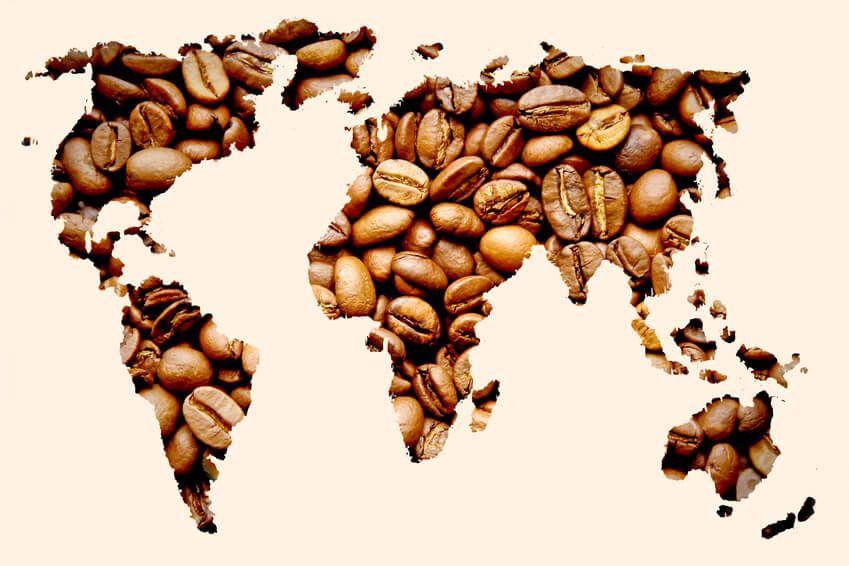 Die besten Kaffee-Anbaugebiete: Was macht ein Kaffeeland ...