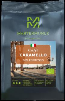Bio Espresso Caramello 250g/ Ganze Bohne