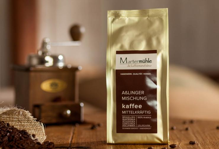Kaffee Asslinger Mischung