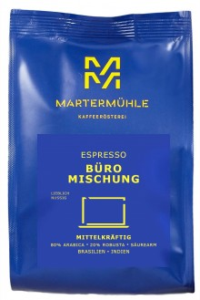 Espresso Büro Mischung