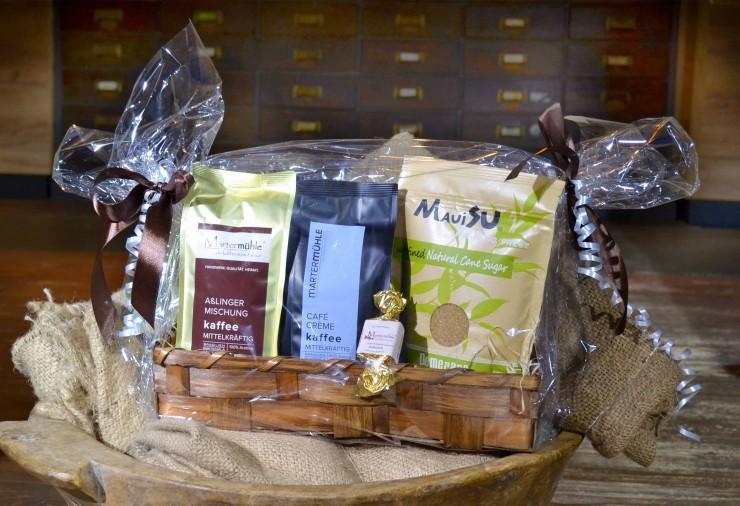 Geschenkbundle Kaffeegenuss