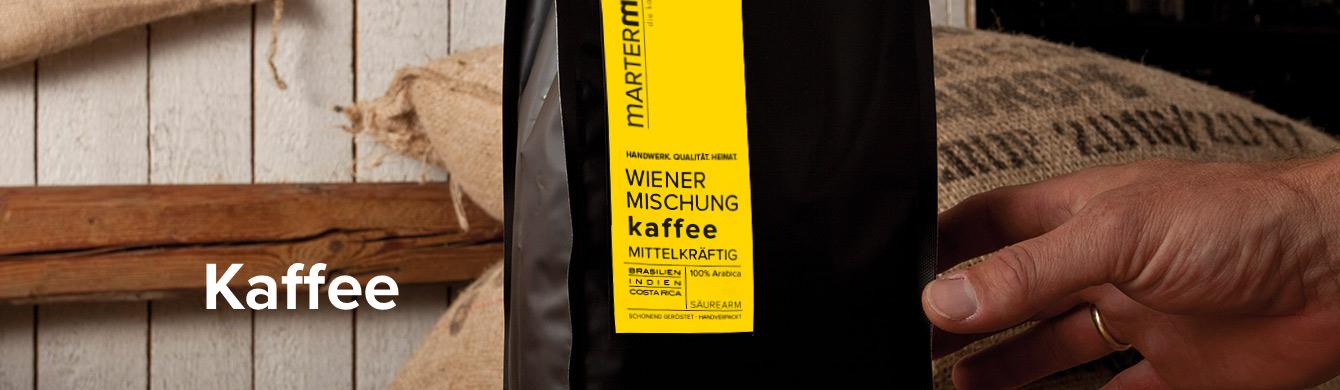 Hochwertiger Arabica Kaffee