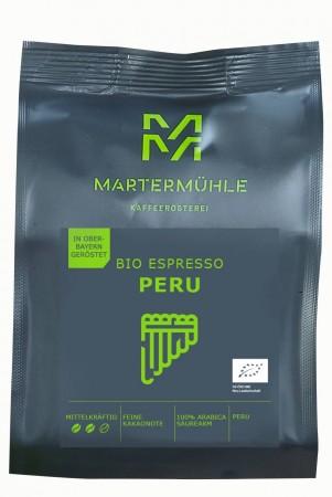 BIO Espresso Peru