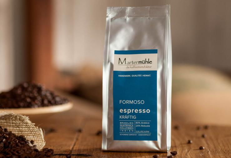 Espresso Formoso
