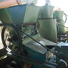Maschine zur Kaffeesortierung