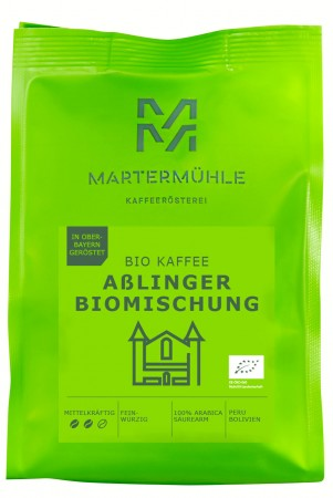BIO Kaffee Aßlinger Biomischung